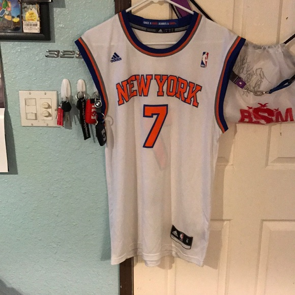 official photos c315b 92ee5 Carmelo Anthony knicks Jersey